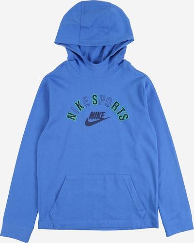 Nike Sportswear Sweatshirt in blau, Produktansicht