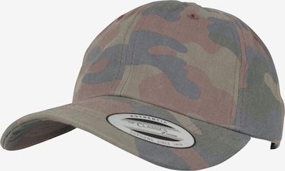Flexfit Čiapka - nebielená / modrá denim / trávovo zelená / pastelovo červená, Produkt