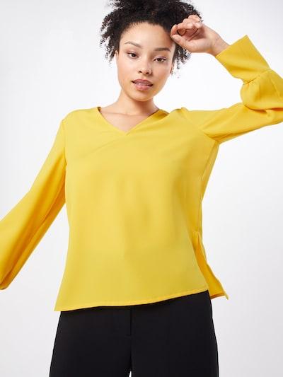 LAUREL Chemisier '52029' en jaune: Vue de face