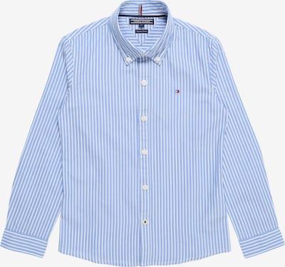 Dalykiniai marškiniai iš TOMMY HILFIGER , spalva - šviesiai mėlyna, Prekių apžvalga