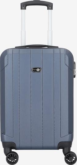 Travel Pal Trolley 'Brisbane 2.0' in de kleur Duifblauw, Productweergave