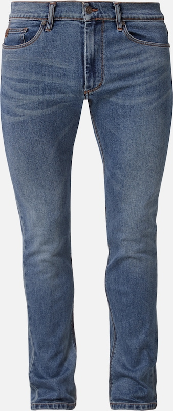 S.Oliver rot LABEL Jeans in taubenblau   Blau denim   bronze  Große Preissenkung