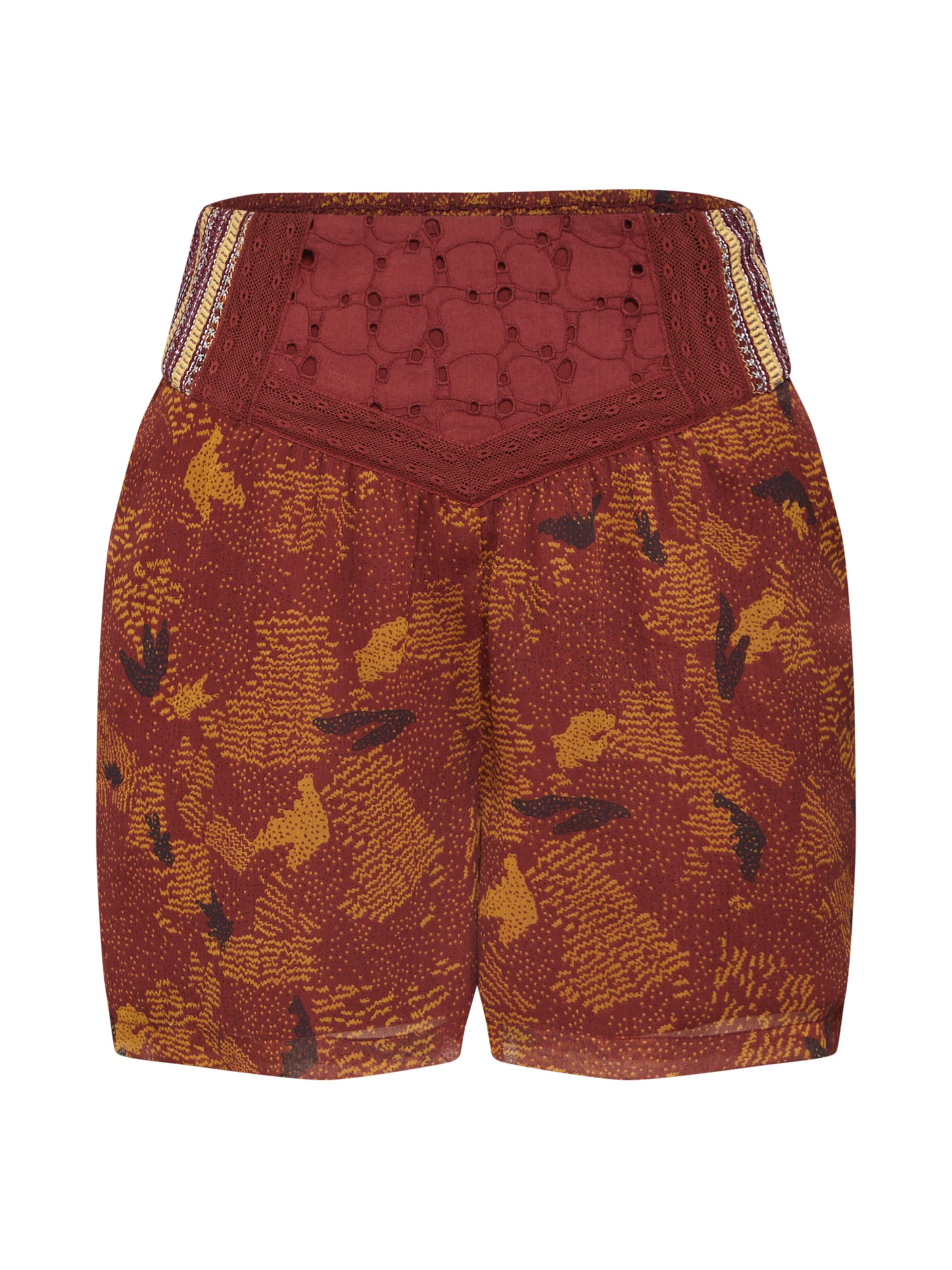 BraunRot a Shorts 'dawn' s In Y EH9WYD2I