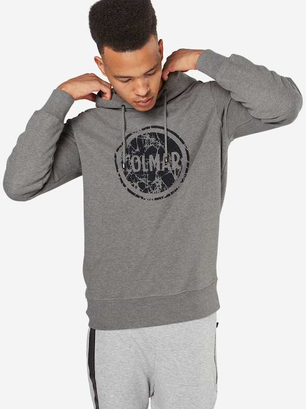 Colmar Sweatshirt mit Print 'Sounds'