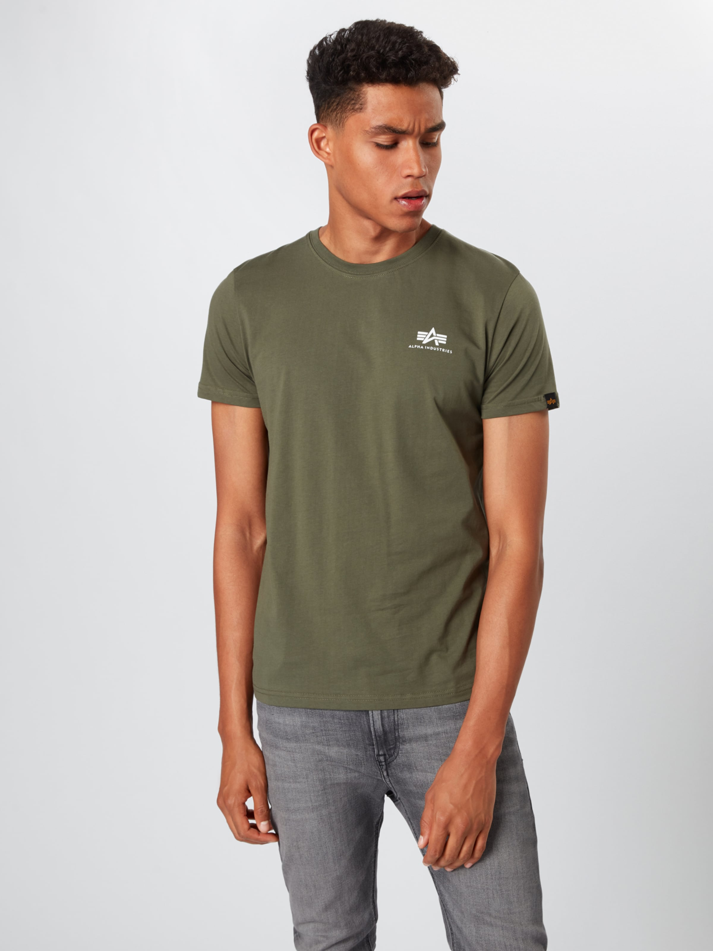 Olive Industries 'small shirt En T Alpha Logo' kiuOXZPT