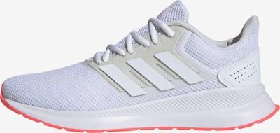 ADIDAS PERFORMANCE Loopschoen ' Runfalcon Schuh ' in de kleur Beige / Neonoranje / Wit, Productweergave
