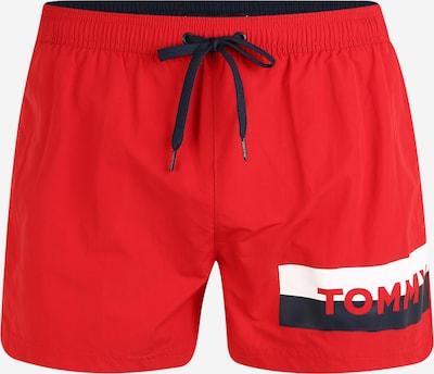 Tommy Hilfiger Underwear Szorty kąpielowe 'Drawstring' w kolorze rubinowo-czerwonym, Podgląd produktu