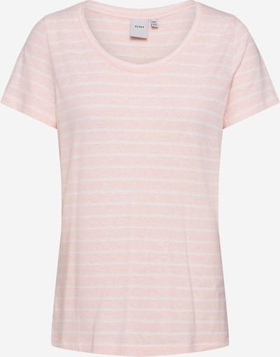 ICHI Shirt 'YULIETTA' in rosa / weiß, Produktansicht