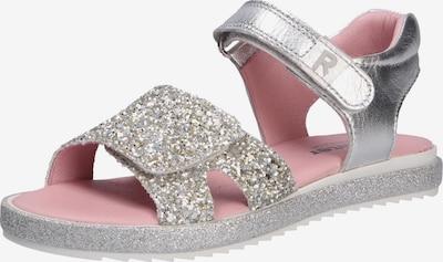 RICHTER Sandalen in de kleur Pink / Zilver, Productweergave