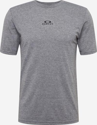 OAKLEY Funkcionalna majica 'Bark New' | siva barva, Prikaz izdelka