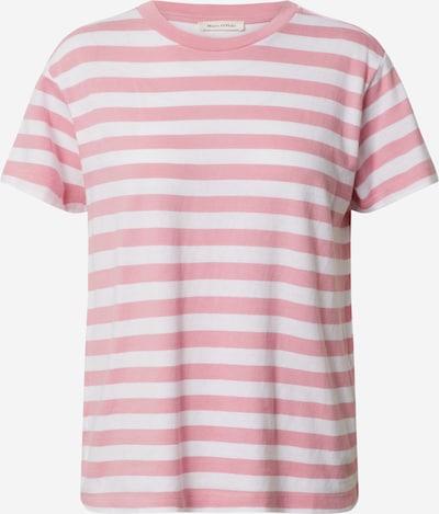 Marc O'Polo T-Shirt in koralle / weiß, Produktansicht