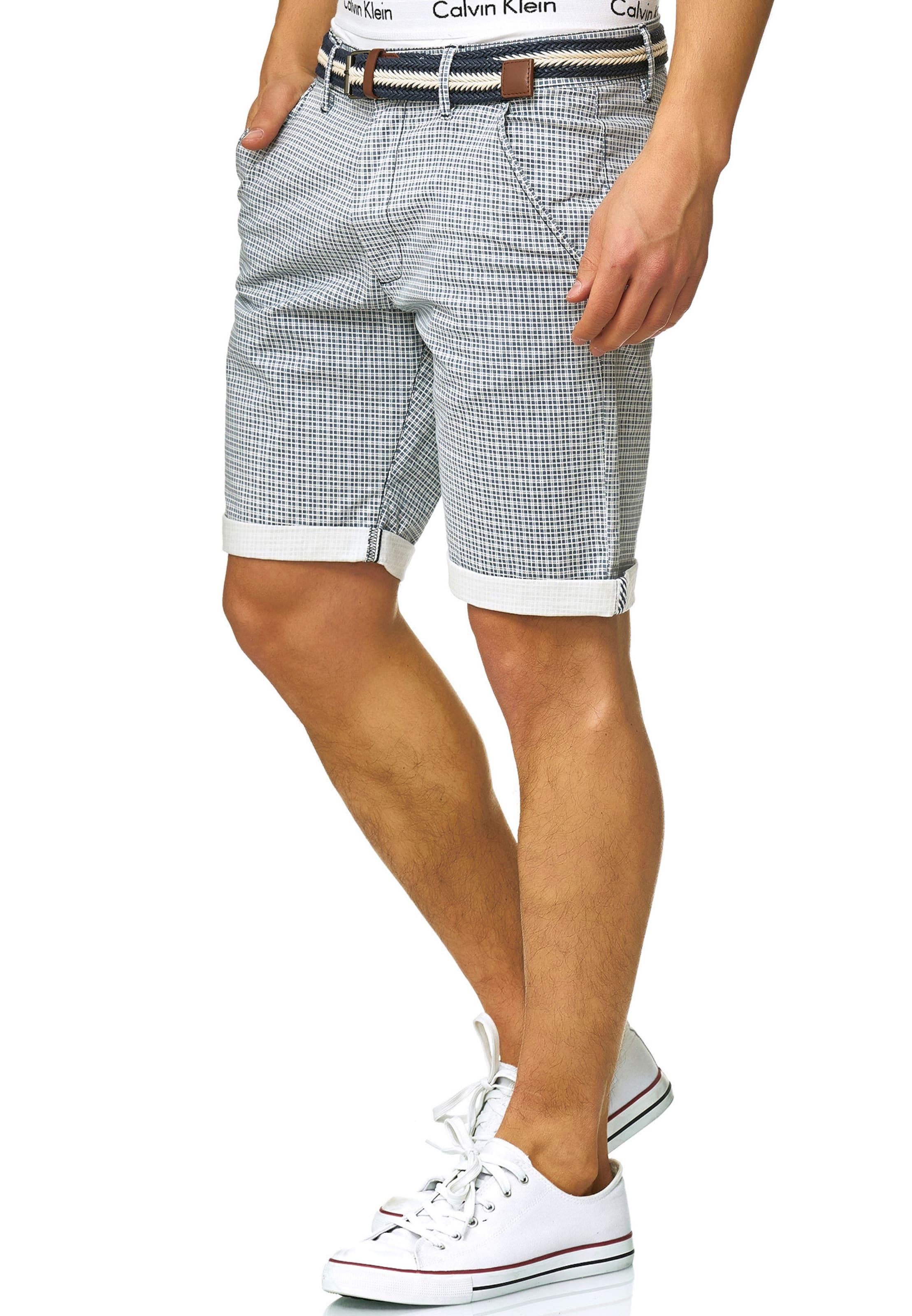Jeans 'bourchier' Pantalon BleuBlanc Indicode En rshdtQC