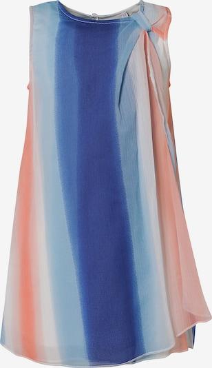 LEMON BERET Kleid in blau / koralle / weiß, Produktansicht