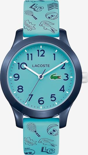 LACOSTE Montre en turquoise, Vue avec produit