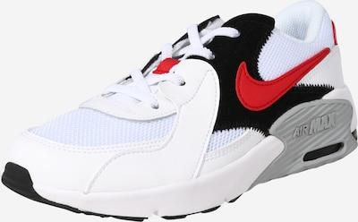 Sportbačiai 'AIR MAX EXCEE (PS)' iš Nike Sportswear , spalva - pilka / raudona / juoda / balta, Prekių apžvalga