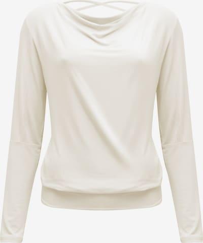 YOGISTAR.COM Shirt in offwhite, Produktansicht