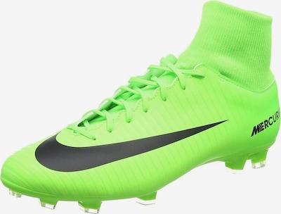 NIKE Fußballschuhe in neongrün / schwarz, Produktansicht