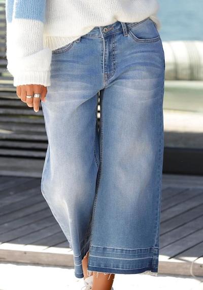 BUFFALO Jeans in blau, Modelansicht