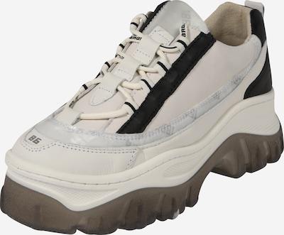 BRONX Sneaker 'Jaxstar' in grau / schwarz / weiß, Produktansicht