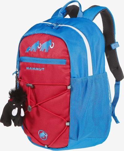 MAMMUT Sportrugzak in de kleur Blauw / Rood, Productweergave