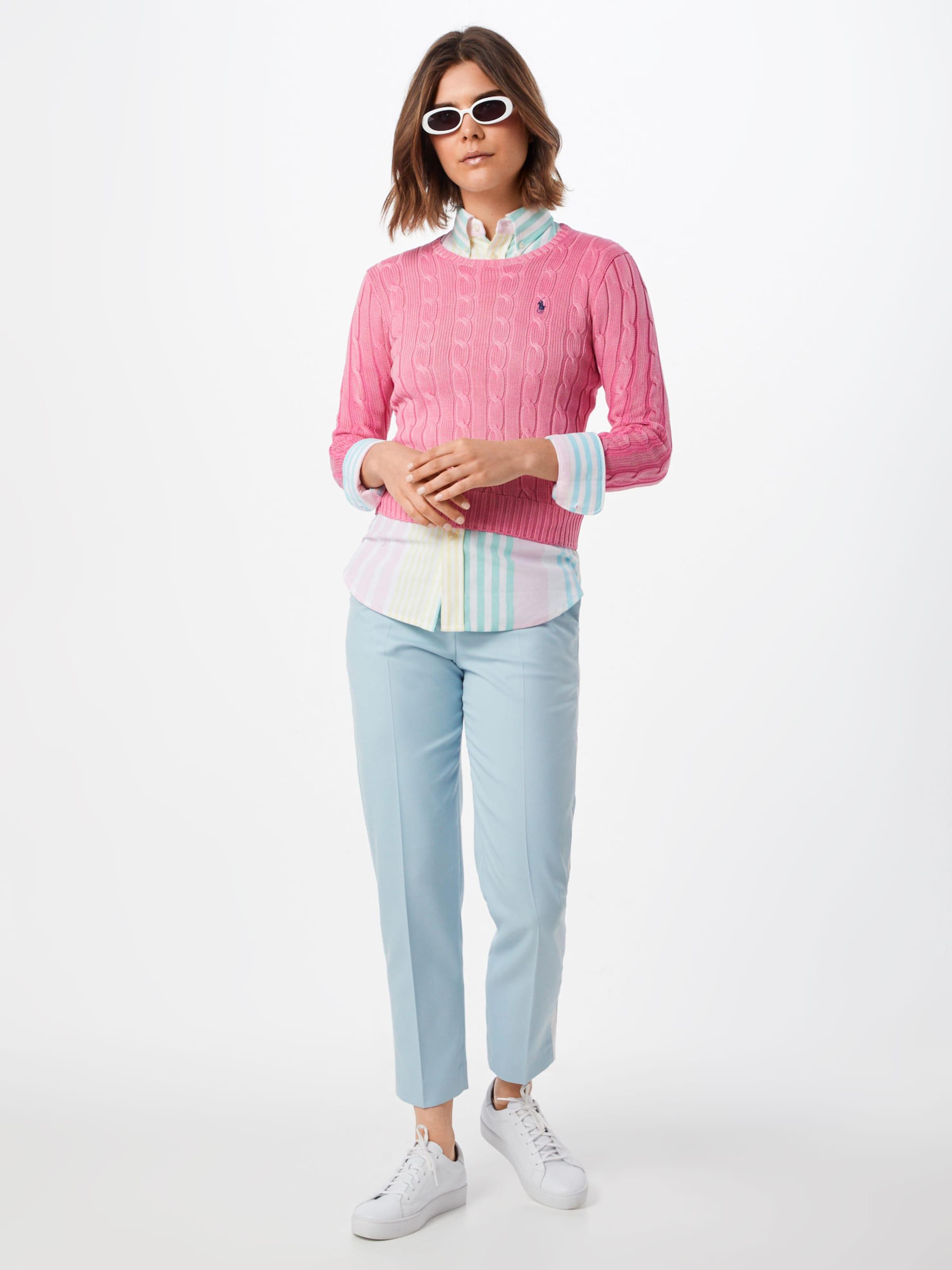 Ralph Pullover Rosa Lauren In Polo HD2EI9