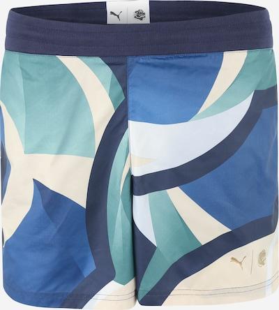 PUMA Shorts 'Puma x Careaux' in blau / mischfarben, Produktansicht
