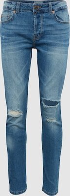 Only & Sons Jeans 'LOOM MED BLUE 378 EXP RE' in Blauw denim