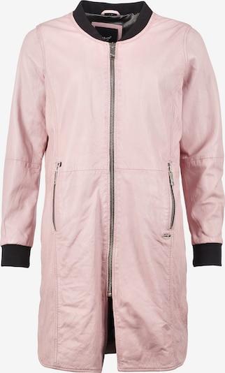 Maze Mantel 'Louisiana' in pink, Produktansicht