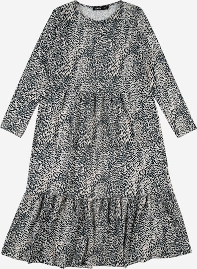 LMTD Kleid 'LIDIA' in beige / dunkelblau, Produktansicht