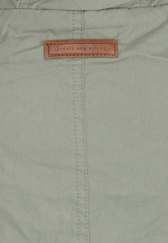 Naketano Jacke Jacke Jacke in pastellgrün  Freizeit, schlank, schlank 736d66