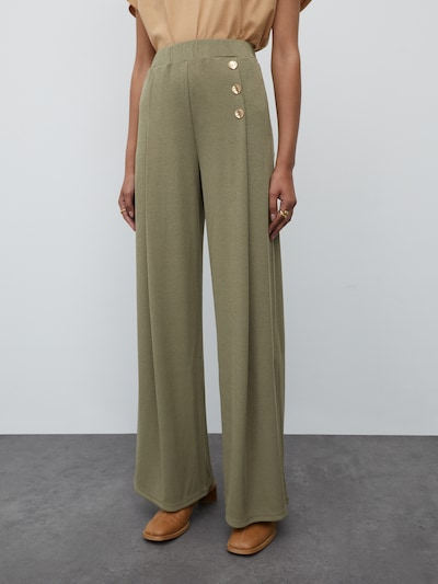 EDITED Trousers 'Jamie' in green, View model