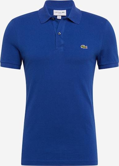 LACOSTE T-Shirt en bleu, Vue avec produit