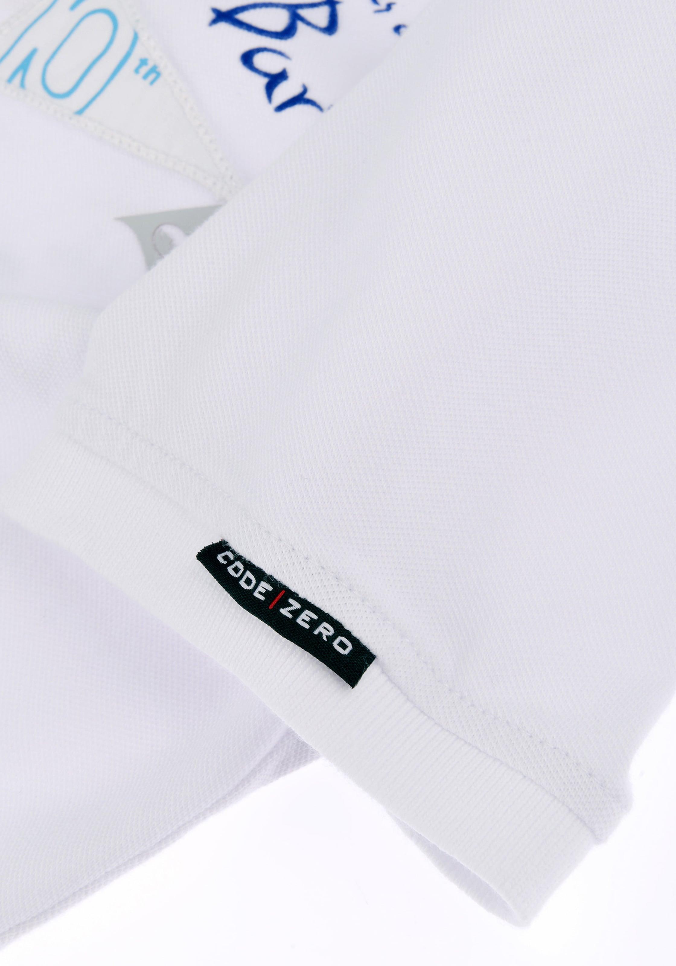 Polo Caribbean Weiß Regatta' In zero Code 'ss NwOyn80vm