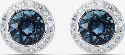 Swarovski Uhani | modra / srebrna barva, Prikaz izdelka