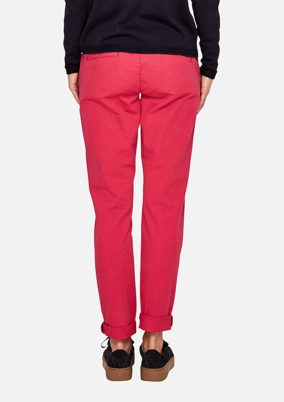 s.Oliver RED LABEL Smart Chino: Hose mit Wascheffekt
