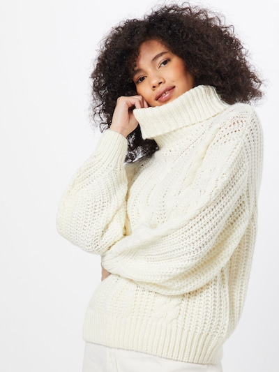 Soyaconcept Pullover  'PENNY 2' in offwhite, Modelansicht