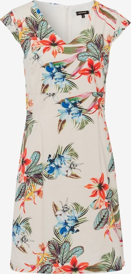 MORE & MORE Kleid in ecru / mischfarben, Produktansicht