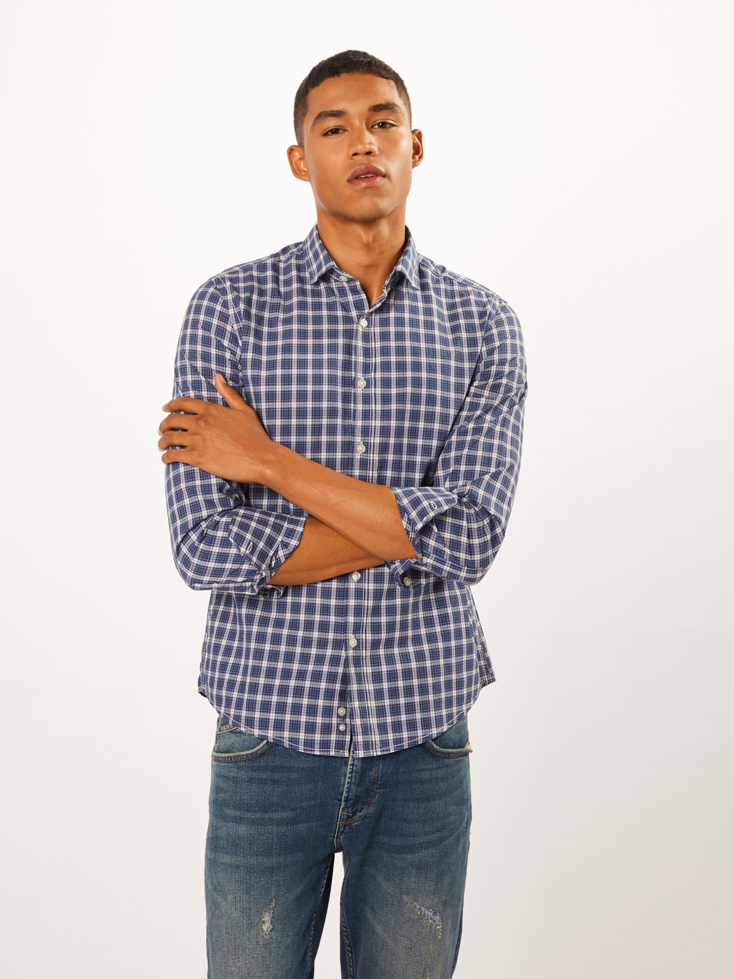 United Colors of Benetton Boys Camicia Casual Shirt