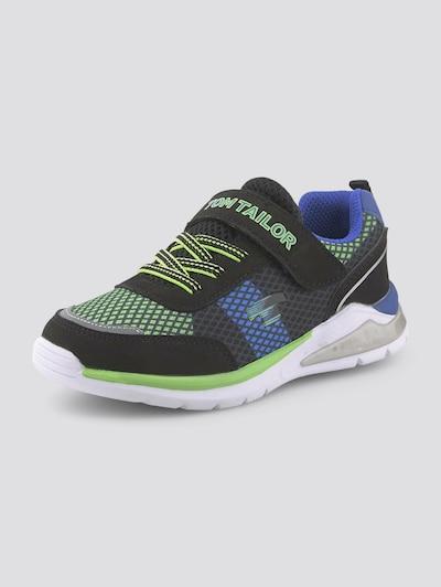 TOM TAILOR Shoes Sportlicher Sneaker in bunten Farben in mischfarben, Produktansicht