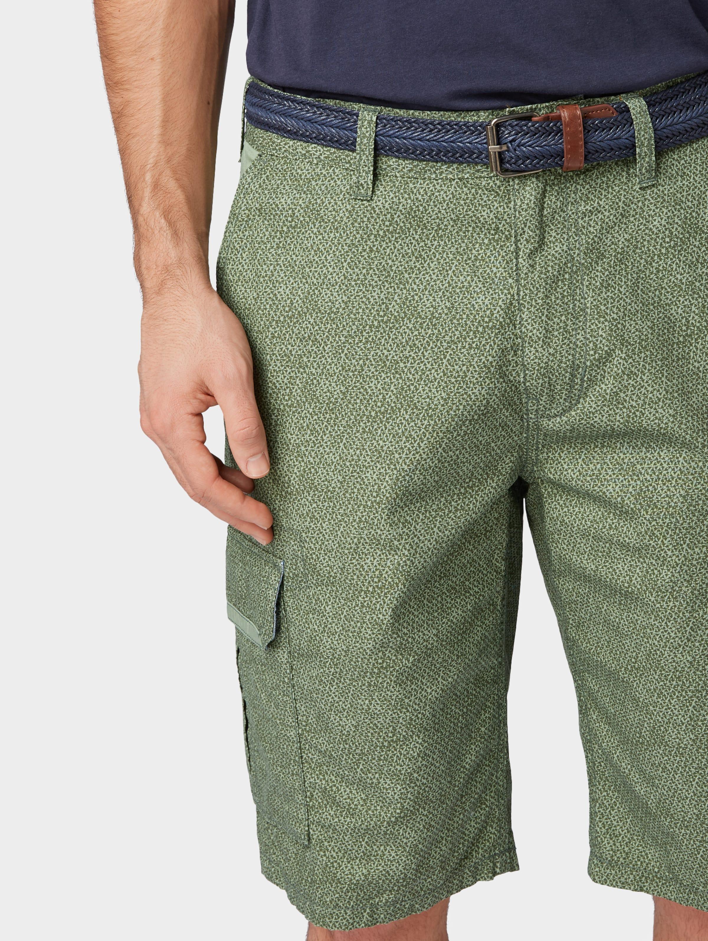 Tailor Shorts Bermuda In Grasgrün Tom cTlFK1J