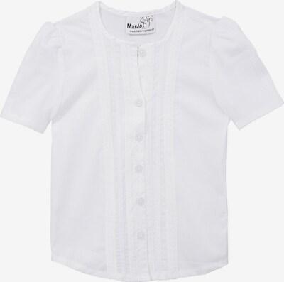 MARJO Trachtenshirt in weiß, Produktansicht