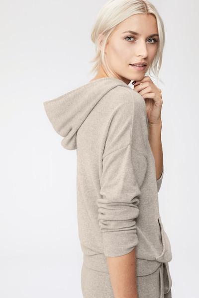 LeGer by Lena Gercke Pullover 'Mila' in beige: Seitenansicht