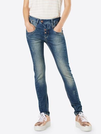 Džinsai 'MARGE' iš Gang , spalva - tamsiai (džinso) mėlyna, Modelio vaizdas
