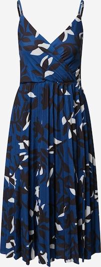 Rochie Trendyol pe albastru / albastru noapte / alb: Privire frontală