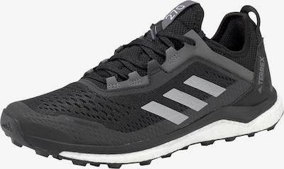 ADIDAS PERFORMANCE Chaussure de course 'Terrex Agravic Flow' en gris / noir, Vue avec produit