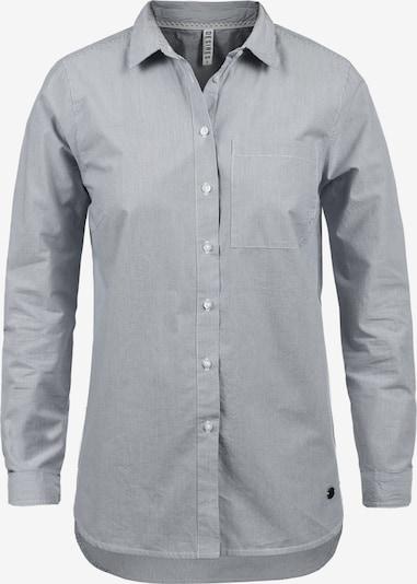 DESIRES Hemdbluse 'Drina' in blau / weiß, Produktansicht