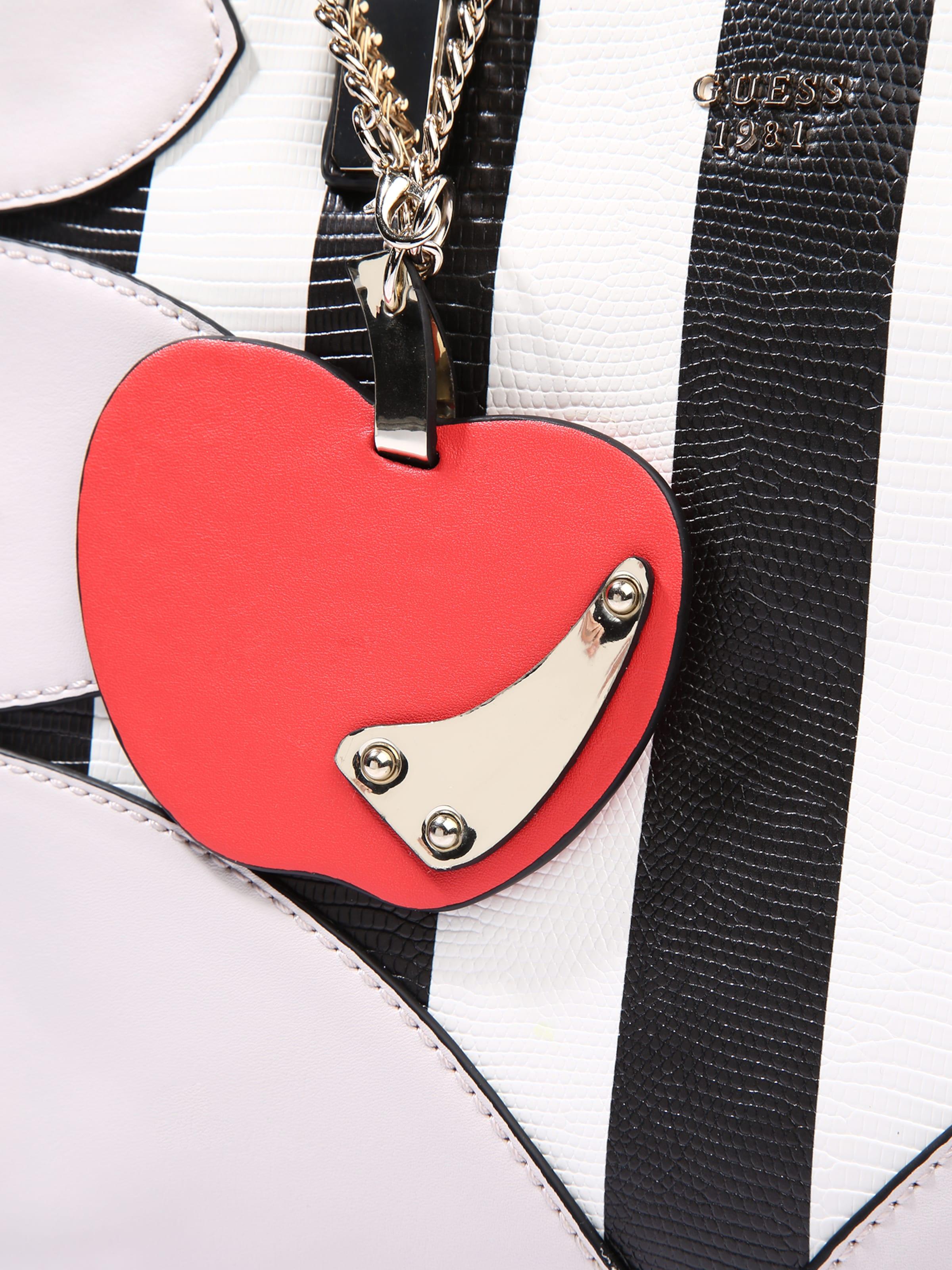 GUESS Handtasche 'FRUIT PUNCH SOCIETY' Meistverkauft Sehr Billig Günstig Online Online Einkaufen yDDC7oi6X