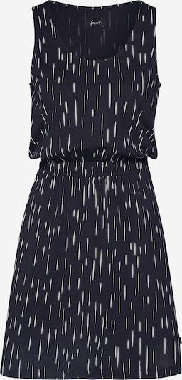 Forvert Šaty 'Juna' - černá / bílá, Produkt