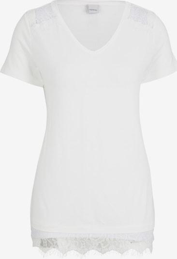 heine Shirt in offwhite: Frontalansicht