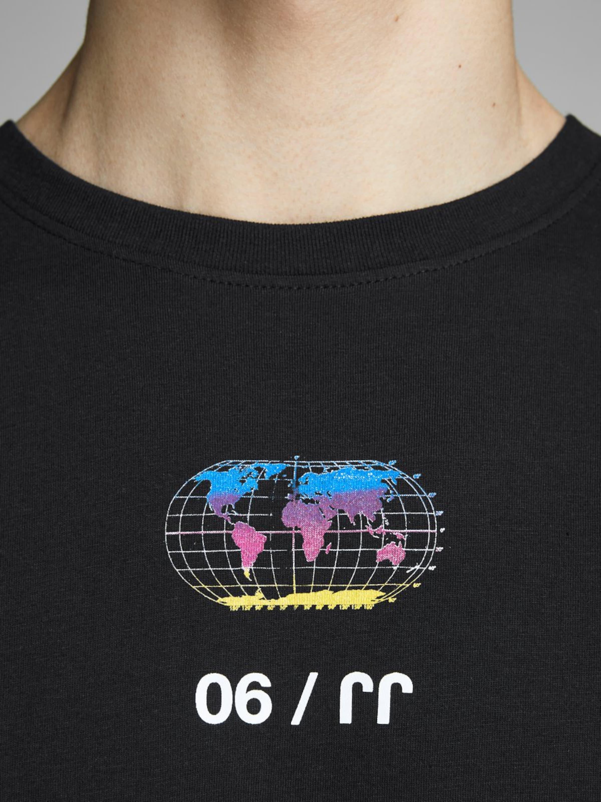 Jones In MischfarbenSchwarz shirt Jackamp; T f7myIb6gvY